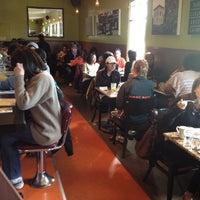 Photo taken at Brown Sugar Kitchen by Steve G. on 3/18/2012
