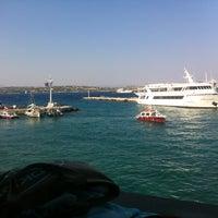 Photo taken at Roussos by Giwrgos M. on 7/29/2012