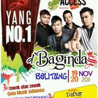 Photo taken at 98.7GenFM by Agung F. on 11/14/2011