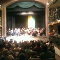 Photo taken at Casa da Ópera (Teatro Municipal) by Kayran D. on 10/3/2011