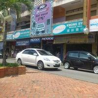 Photo taken at Bandar Tawau by Mulyani A. on 8/25/2012