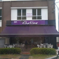 Photo taken at Chatime by FranCes Y. on 6/27/2012