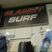 Photo taken at Planet Surf by Wega S. on 6/29/2012