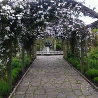 Photo taken at Sexby Garden by Kate W. on 5/16/2012