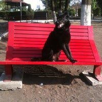 Photo taken at Parque Teca by Pilucka A. on 4/10/2012