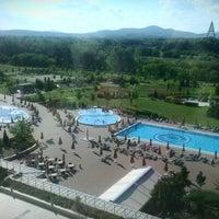 Photo taken at Aquaworld Resort & Spa by Jan J. on 8/29/2012