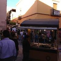 Photo taken at Antiguo Callejon del Ciego by Carlos M. on 7/21/2012