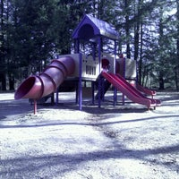 Photo taken at Greeley Park by Rory M. on 4/6/2012