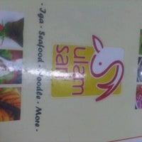 Photo taken at Pondok Ulam Sari Restaurant by dini a. on 5/5/2012