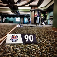 Photo taken at Scott Conference Center by JB U. on 4/2/2012