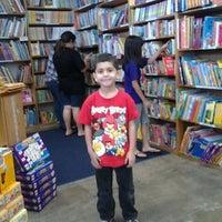 Photo taken at Half Price Books by Danny Z. on 4/29/2012