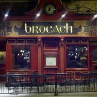 Photo taken at Brocach Irish Pub on the Square by Rip W. on 4/18/2012