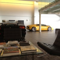 Photo taken at Automobili Lamborghini by Тимур Х. on 4/20/2012