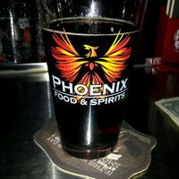 Photo taken at Phoenix Food And Spirits by Scott A. on 3/16/2012