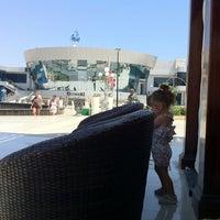 Photo taken at SoHo Square - Playzone + Ice Rink by Larisa K. on 8/12/2012