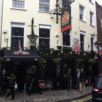 Photo taken at King's Arms by Darren W. on 5/14/2012