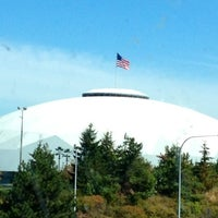 Photo taken at Tacoma Dome by I-80 Queen 👑💄 on 9/5/2012