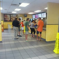 Photo taken at Burger King® by Eri U. on 9/5/2012
