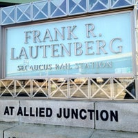 Photo taken at NJT - Frank R. Lautenberg Secaucus Junction Station by Sharath J. on 3/1/2012