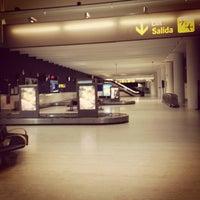 Photo taken at Aeropuerto de Sevilla (SVQ) by Luis F. on 6/4/2012