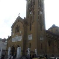 Photo taken at Eglise Ntra Sra de las Victorias by Saad B. on 3/16/2012
