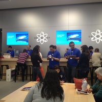 Photo taken at Apple by Julie B. on 4/14/2012