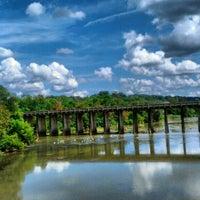 Photo taken at River Walk Trail by John J. on 8/27/2012