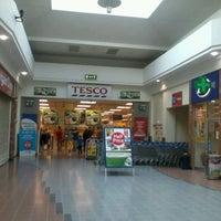 Photo taken at Tesco by Robert B. on 6/24/2012
