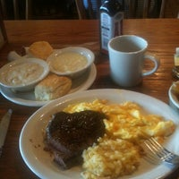 Photo taken at Cracker Barrel Old Country Store by 'Joe H. on 5/10/2012