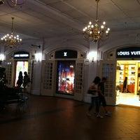 Photo taken at Louis Vuitton by Shirin C. on 12/4/2011