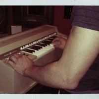 Photo taken at Half Nelson Recording Studios by Steve D. on 11/13/2011