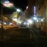Photo taken at Belgrade City Hotel by Tolga E. on 8/23/2012
