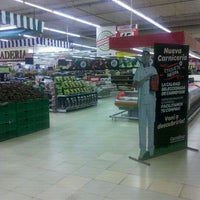 Photo taken at Carrefour by Sergio B. on 3/20/2012