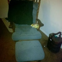Photo taken at Cardboards recliner by Leon W. on 9/10/2011