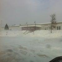 Photo taken at Labrador City Arena by melissa k. on 1/10/2012