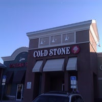 Photo taken at Cold Stone Creamery by Sam A. on 10/1/2011