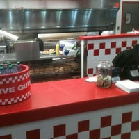 Photo taken at Five Guys by Brian E. on 6/14/2012