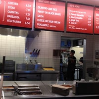 Photo taken at Chipotle Mexican Grill by Jessica P. on 4/6/2012