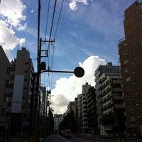 Photo taken at Kita-sando Station (F14) by Masayoshi T. on 8/30/2012