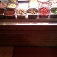 Photo taken at Pizza Dach by bnz on 12/31/2011
