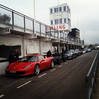 Photo taken at Goodwood Motor Racing Circuit by Ryan W. on 3/31/2012