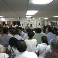 Photo taken at IEPC [Instituto Electoral y de Participación Ciudadana de Tabasco] by Juan M. on 5/7/2012