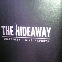 Photo taken at The Hideaway by Chris L. on 6/10/2011