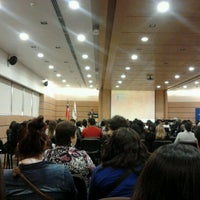 Photo taken at Universidad Tecnológica de Chile INACAP by Lucciola S. on 11/30/2011