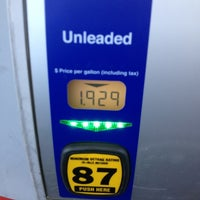 Photo taken at GetGo Gas Station by Rachel G. on 6/25/2012