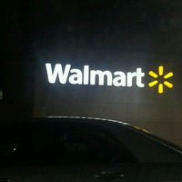Photo taken at Walmart Supercenter by Mikel H. on 4/1/2012