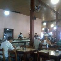 Photo taken at Restaurante Pedra Branca by Cristiane M. on 8/23/2012