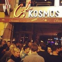 Photo taken at Café Kosmos by Bastian B. on 9/7/2012