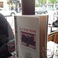 Photo taken at La Tartine by Romain L. on 4/29/2012