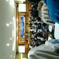 Photo taken at Fakultas Geografi by Jeng J. on 2/17/2012
